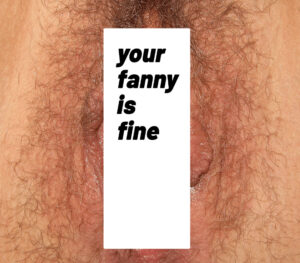What Did Yer Mum Call Your Fanny?